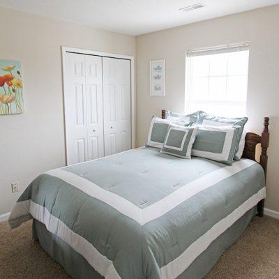 Guest Bedroom– Before