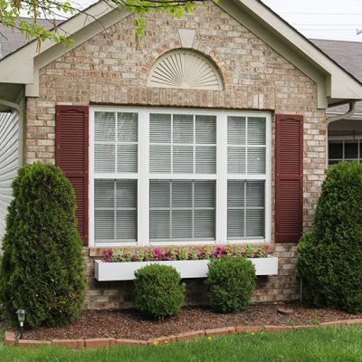 Curb Appeal: Window Box