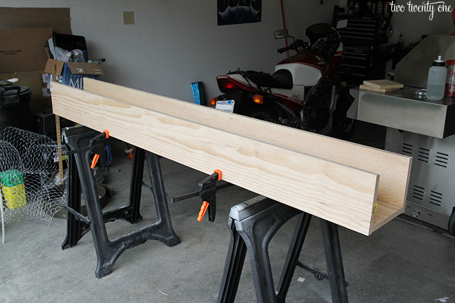 making a window box