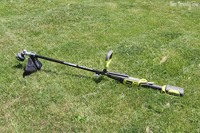 ryobi expand-it string trimmer
