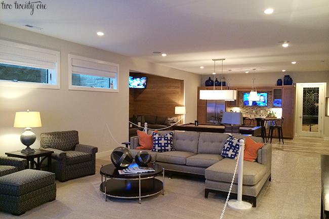 house 3 basement