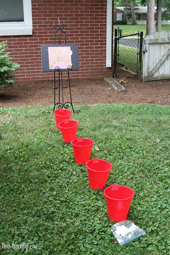 bozo buckets
