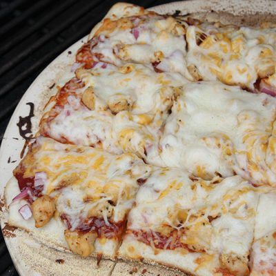 Pizza Grilling Tips