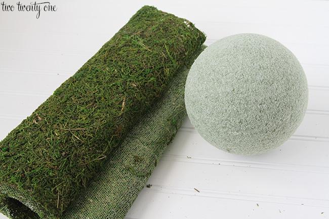moss balls supplies