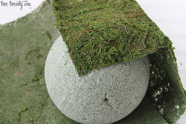 moss covered balls 1