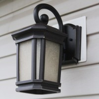new outdoor light