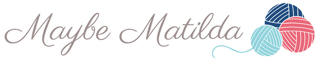 maybe matilda logo