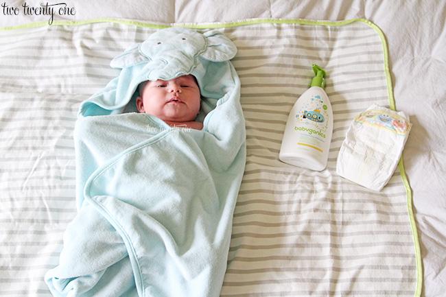 babyganics lotion