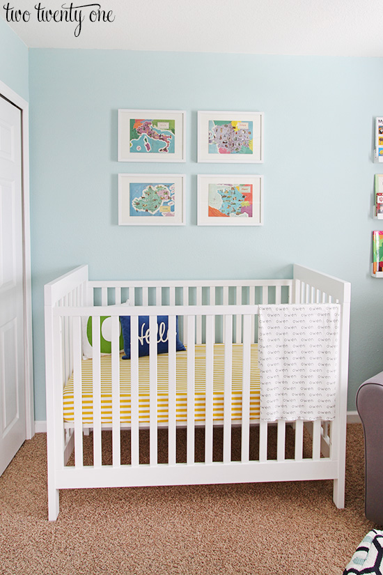 land of nod elemental crib