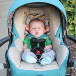 maxi cosi bohemian blue car seat 1