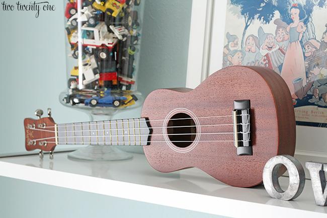ukulele nursery
