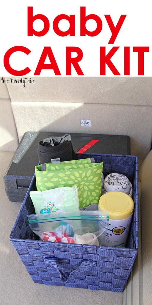 Baby kit car