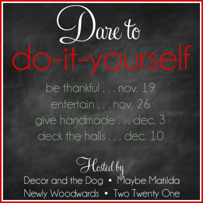 Dare to Do-It-Yourself