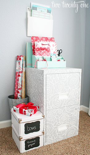 Holiday Gift Wrapping Station with Martha Stewart™ with Avery™ + $100 Staples gift card giveaway