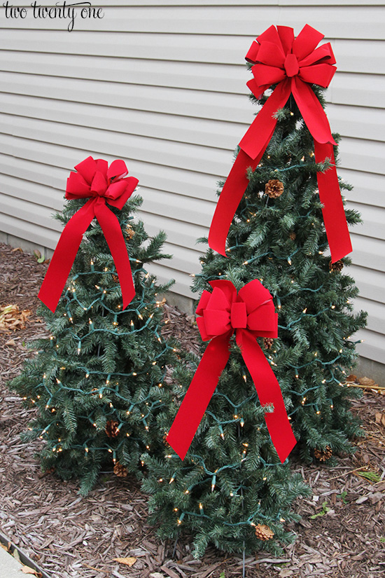 Christmas Tree Filler Ideas