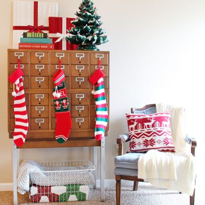 Christmasfied Card Catalog