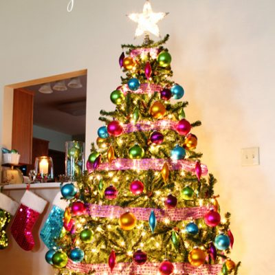 Christmas Decor (Part One- Our Big Christmas Tree)