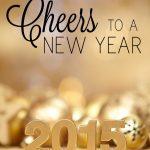 FREE 2015 New Year's Print