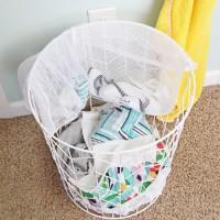 baby laundry hamper