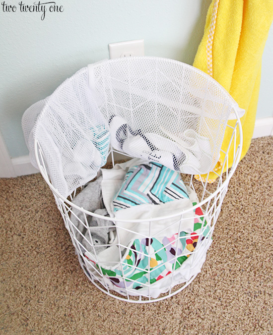 Baby Laundry Hamper