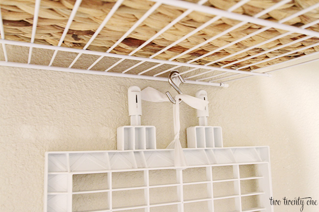 hanging dryer lay flat attachments