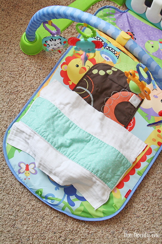 kick and play activity mat