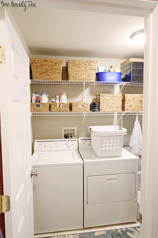 laundry makeover. Laundry Room Makeover 3