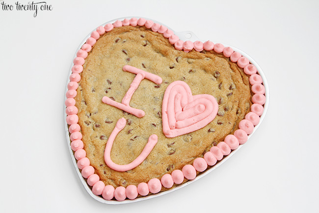 cookie cake recipe