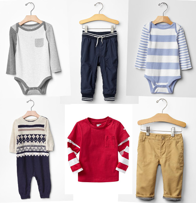 gap baby boy clothes