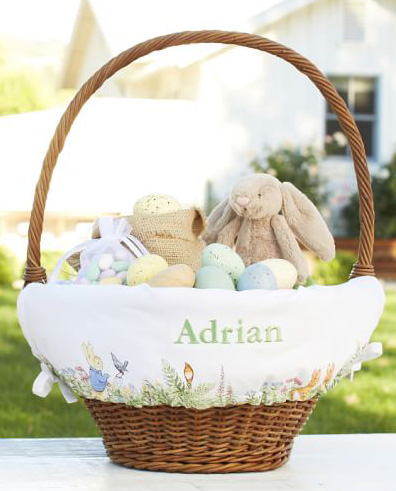 Baby S First Easter Basket