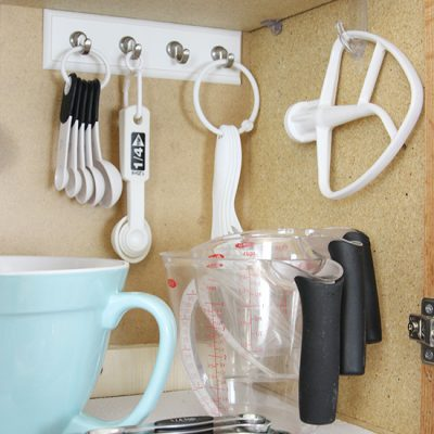10 Quick & Easy Organization Tricks