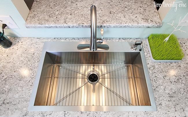 Kitchen Counter Sink Cutout