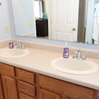 master bathroom vanity 1