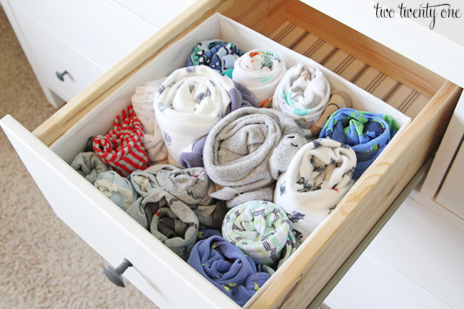 organized nursery