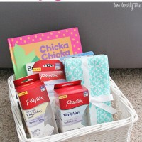 practical baby gift basket