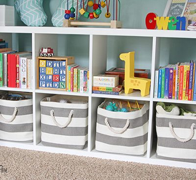 Baby Organization and Nursery Organization Tips