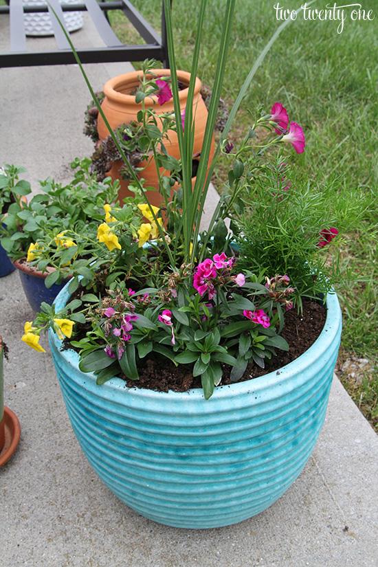flower planter 1