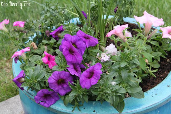 flower planters 2