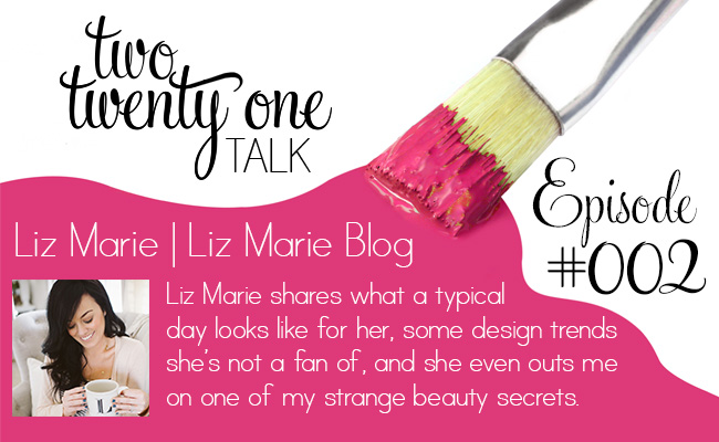 TTOT 002 Liz Marie Blog 1