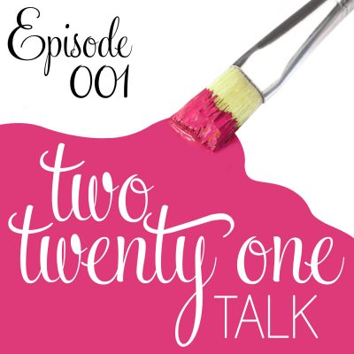Two Twenty One Talk 001 : Introduction