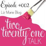 TTOT002 Liz Marie Blog
