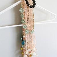 messy jewelry