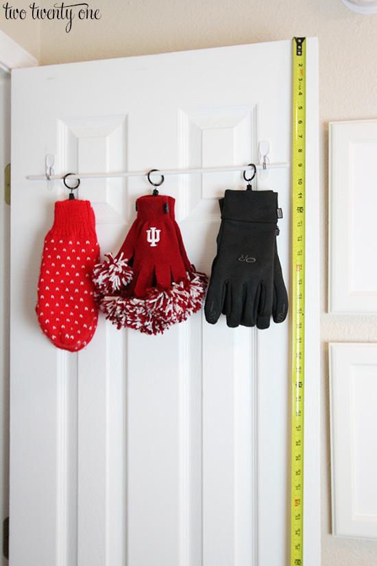 closet door during 1