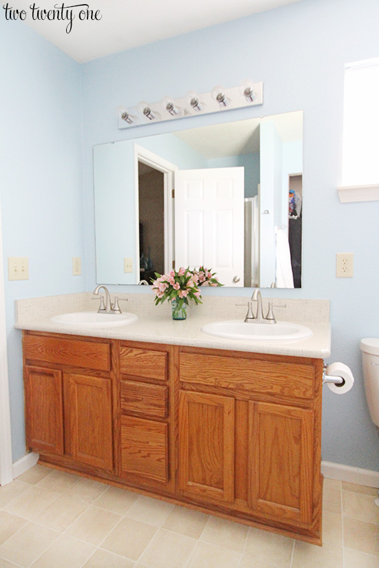 laminate countertops in bathroom - Laminate Bathroom Countertops