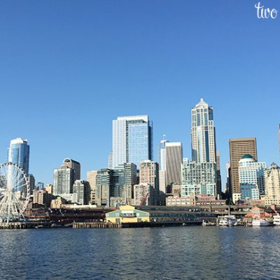 Two Day Guide to Seattle