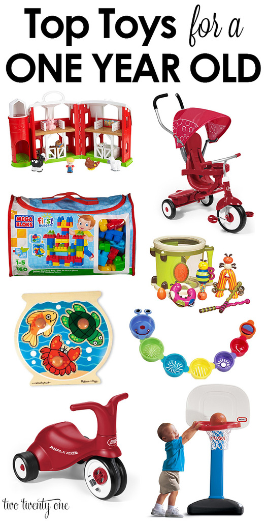 Cool Toys For First Birthday : Top toys for a one year old