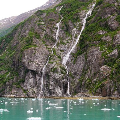 Alaskan Cruise: Tracy Arm Fjord