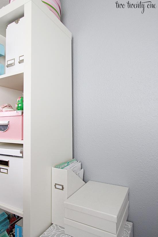 office organization before