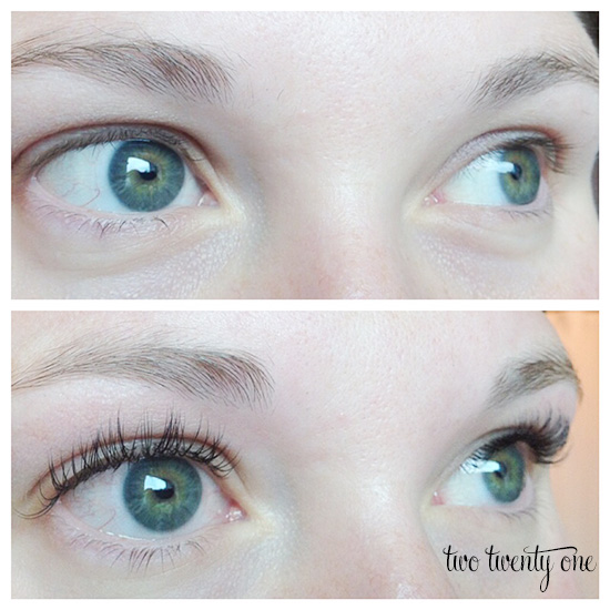 Xtreme Lashes eyelash extensions