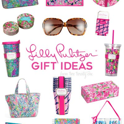 Lilly Pulitzer Gift Ideas